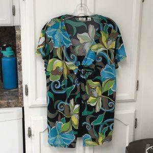 Cato 18/20W blouse